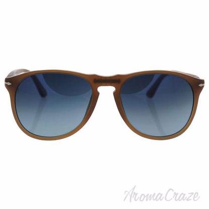 Persol PO9649S 9018/S3 - Ambra Antique/Blue Faded Polarized