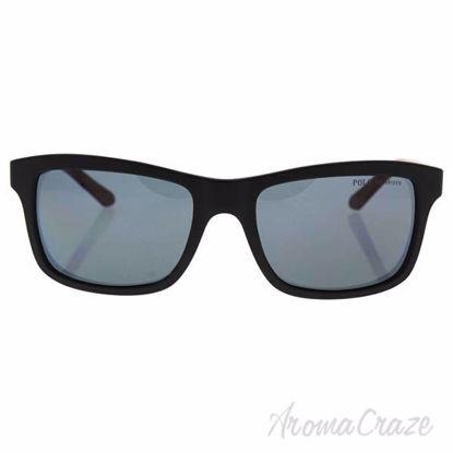 Polo Ralph Lauren PH 4095 5504/81 - Matte Black/Grey Polariz