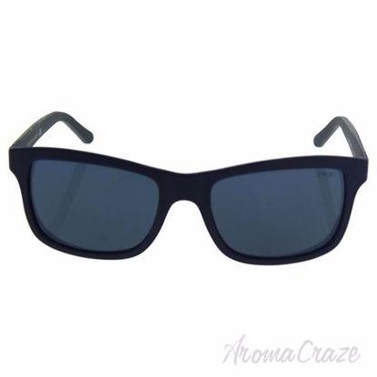 Polo Ralph Lauren PH 4095 5528/87 - Matte Blue/Smoke Blue by