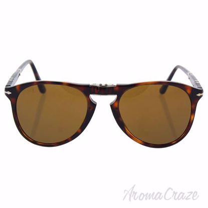 Persol PO9714S 24/33 - Havana/Brown by Persol for Men - 52-2