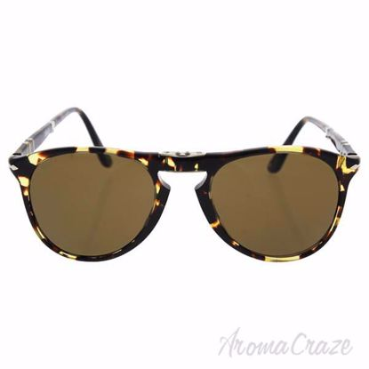 Persol PO9714S 985/57 - Tabacco Virginia/Brown Polarized by