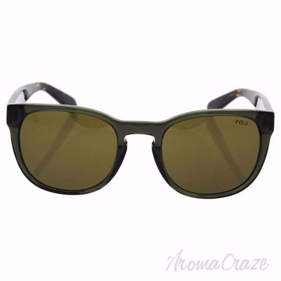 Polo Ralph Lauren PH 4099 5542/73 - Olive Green/Brown by Ral