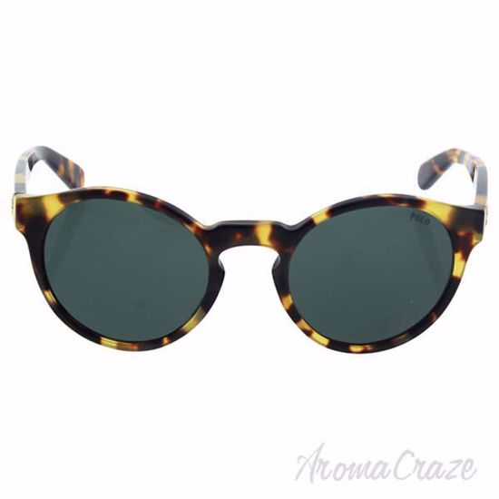 Picture of Polo Ralph Lauren PH 4101 5004/71 - Spotty Tortoise/Bottol Green by Ralph Lauren for Women - 52-22-145 mm Sunglasses