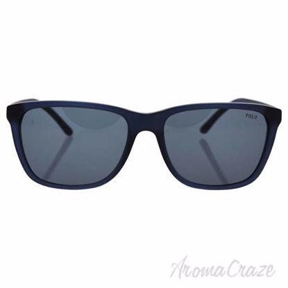 Polo Ralph Lauren PH 4108 5276/87 - Matte Crystal Blue/Blue