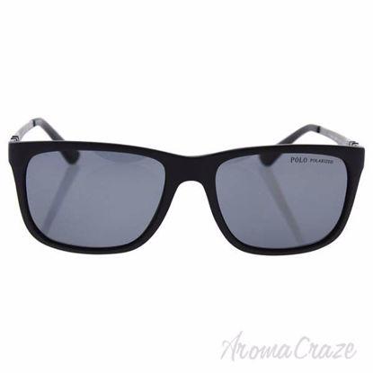 Polo Ralph Lauren PH4088 5284/81 - Black Matte/Grey Polarize