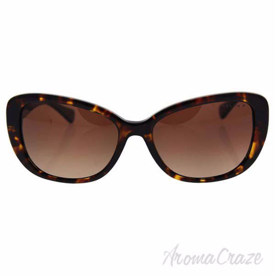 Picture of Polo Ralph Lauren RA 5215 1378/T5 Brown Brown Polarized by Polo Ralph Lauren for Women - 57-17-135 mm Sunglasses