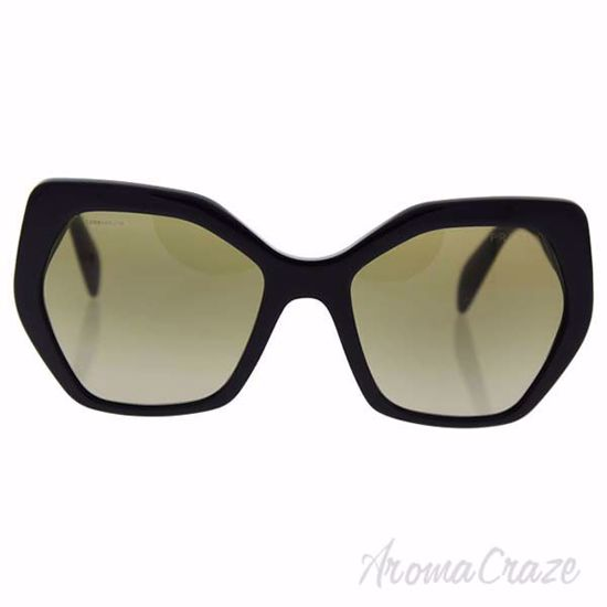 Picture of Prada SPR 16R 1AB-1X1 - Black/Brown Gradient by Prada for Women - 56-19-135 mm Sunglasses