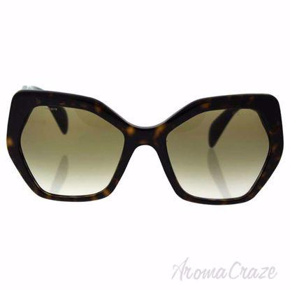 Prada SPR 16R 2AU-4M0 - Tortoise/Brown by Prada for Women -