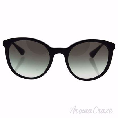 Prada SPR 17S 1AB-0A7 - Black/Grey by Prada for Women - 53-2