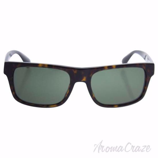 Picture of Prada SPR 18P 2AU-0B2 - Dark Havana/Green by Prada for Unisex - 56-18-140 mm Sunglasses