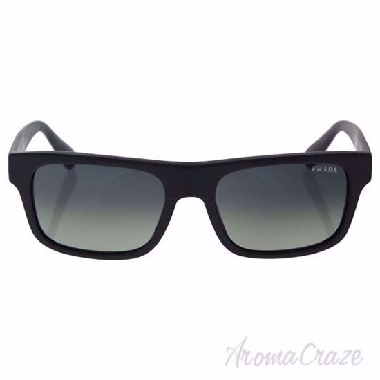 Picture of Prada SPR 18P TFZ-2D0 - Matte Grey/Grey Gradient by Prada for Men - 56-18-140 mm Sunglasses