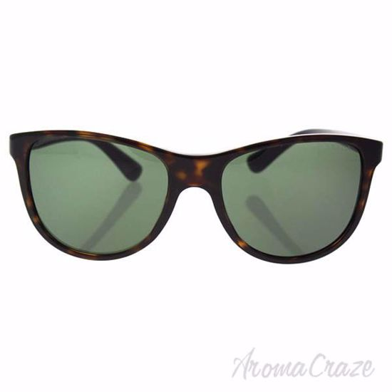 Picture of Prada SPR 20S 2AU-0B2 - Havana/Green by Prada for Men - 56-18-140 mm Sunglasses