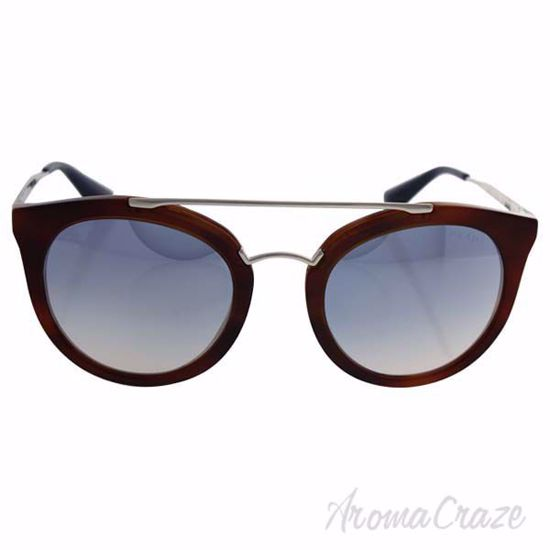 Picture of Prada SPR 23S USE-5R0 - Light Brown/Blue by Prada for Women - 52-22-140 mm Sunglasses