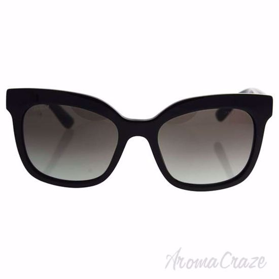 Prada SPR 24Q 1AB-0A7 - Black/Grey Gradient by Prada for Wom