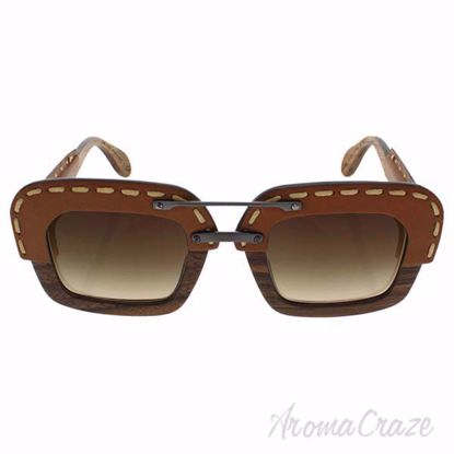 Prada SPR 26R UA7-6S1 - Nut Canaletto/Brown by Prada for Wom