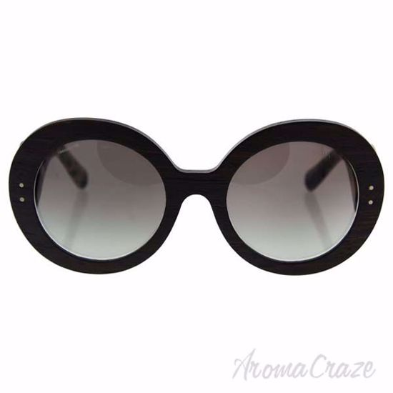 Picture of Prada SPR 27R UBT-0A7 - Ebony Malabar/Grey Gradient by Prada for Women - 55-22-135 mm Sunglasses