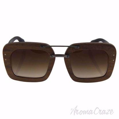 Prada SPR 30R IAM6S1 Brown Gradient Lenses Sunglasses for Wo