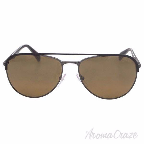 Prada Sunglasses SPR 51Q LAH2C2 Matte Brown Sunglasses for Men