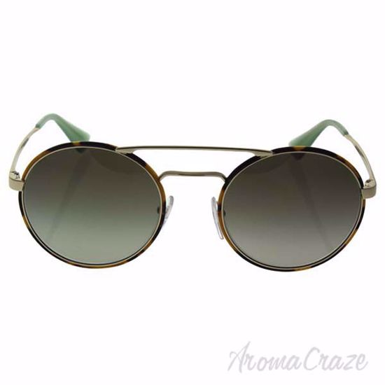 Picture of Prada SPR 51S 7S0-4K1 - Pale Gold/Green Gradient Grey by Prada for Women - 54-22-135 mm Sunglasses