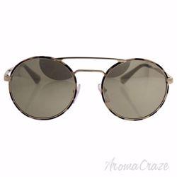 Prada SPR 51S UAO-1C0 - Gold Tortoise/Gold by Prada for Women - 54-22-135 mm Sunglasses