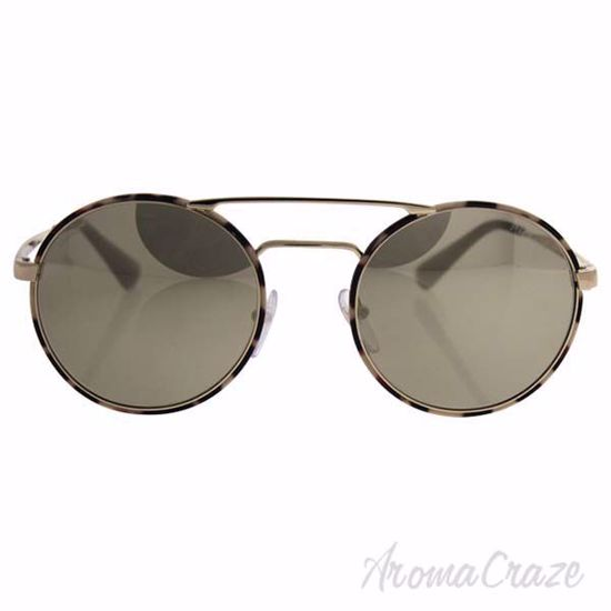 Picture of Prada SPR 51S UAO-1C0 - Gold Tortoise/Gold by Prada for Women - 54-22-135 mm Sunglasses