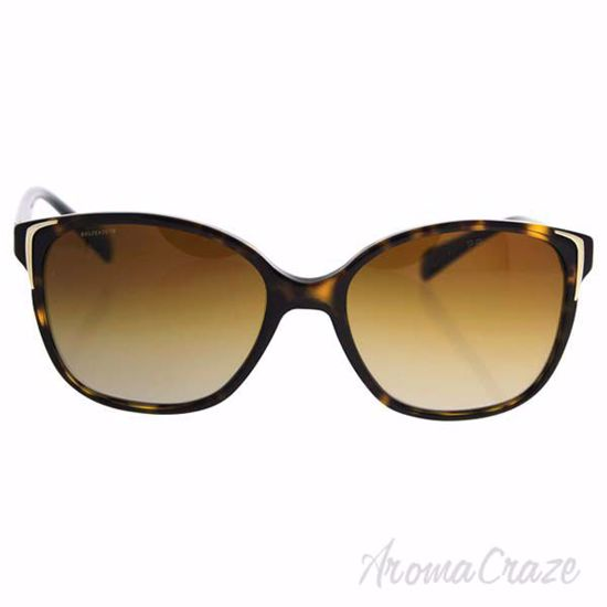 Prada SPR 01O 2AU-6E1 - Tortoise/Brown Polarized by Prada fo