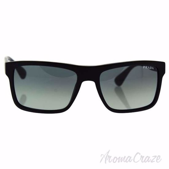 Picture of Prada SPR 01S SL3-2D0 - Brushed Matte Black/Grey Grandient by Prada for Men - 57-18-145 mm Sunglasses