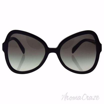 Prada SPR 05S 1AB-0A7 - Black/Grey by Prada for Women - 56-1
