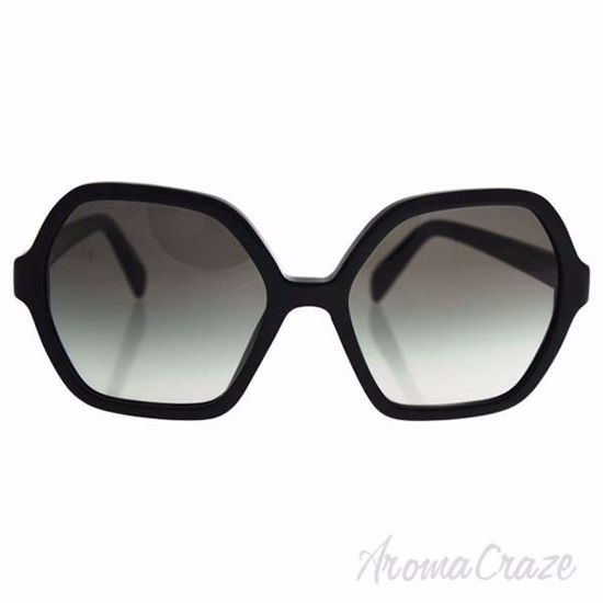 Picture of Prada SPR 06S 1AB-0A7 - Black/Grey Gradient by Prada for Women - 56-18-135 mm Sunglasses