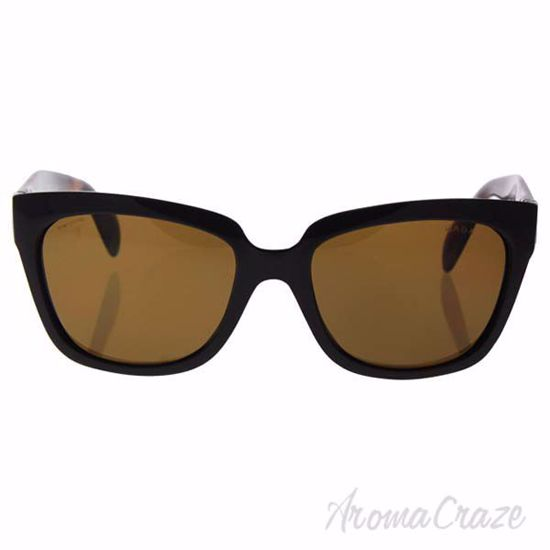 Picture of Prada SPR 07P DHO-5Y1 - Brown/Brown Polarized by Prada for Women - 56-18-140 mm Sunglasses
