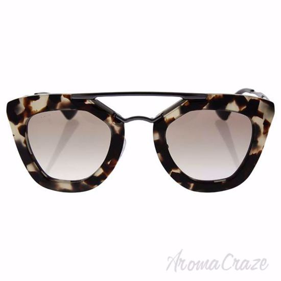 Picture of Prada SPR 09Q UAO-1L0 - Spotted Opal Brown/Brown Gradient by Prada for Women - 49-26-140 mm Sunglasses