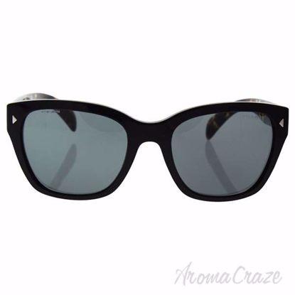 Prada SPR 09S 1AB-9K1 - Black Havana/Grey by Prada for Women