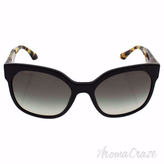 Prada SPR 10R 1AB-0A7 - Black Havana/Grey Shaded by Prada fo