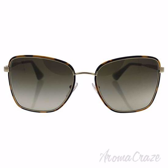 Picture of Prada SPR 52S 7S0-4K1 - Pale Gold/Green Gradient Grey by Prada for Women - 58-19-140 mm Sunglasses