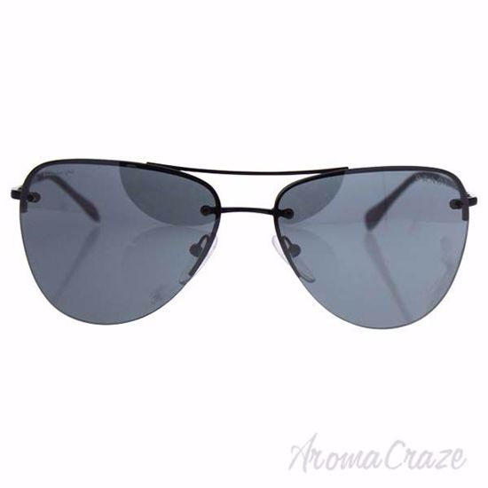 Prada SPS 53R 7AX-5L0 - Black/Light Grey Black by Prada for