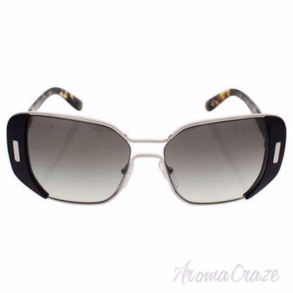 Prada SPR 59S 1AB-OA7 - Black/Grey by Prada for Women - 56-1