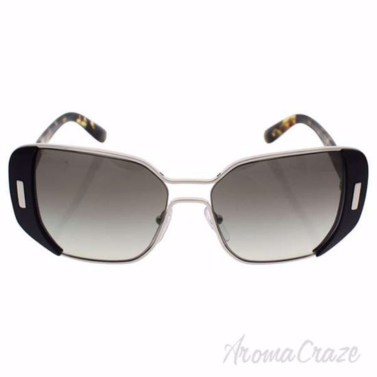 Prada SPR 59S 1AB-OA7 - Black/Grey by Prada for Women - 56-1