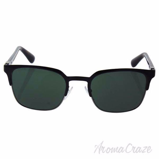 Prada SPR 61S 1AB-3O1 - Black Gunmetal/Grey Green by Prada f