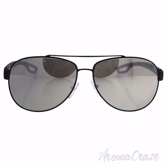 Prada SPS 55Q TIG-2B0 - Grey Rubber/Light Grey Silver by Pra