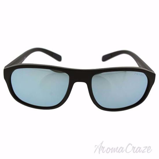 Picture of Prada SPS 01R UBW-5K2 - Green Rubber/Silver by Prada for Men - 58-18-135 mm Sunglasses