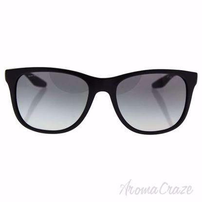 Prada SPS 03O 1BO-3M1 - Black/Grey by Prada for Men - 55-18-