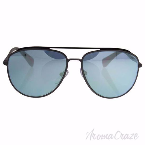 Prada SPS 55R DG1-5K0 - Brown/Lead Rubber/Dark Brown Silver