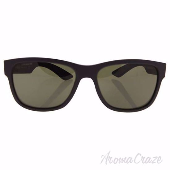 Picture of Prada SPS 03Q UB0-4J1 - Brown Rubber/Drak Green by Prada for Unisex - 57-17-145 mm Sunglasses