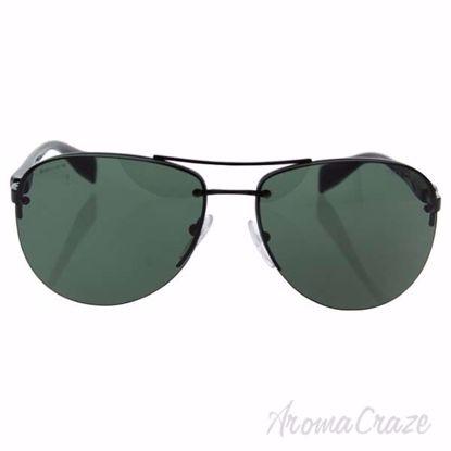Prada SPS 56M 7AX-3O1 - Black/Grey Green by Prada for Men -