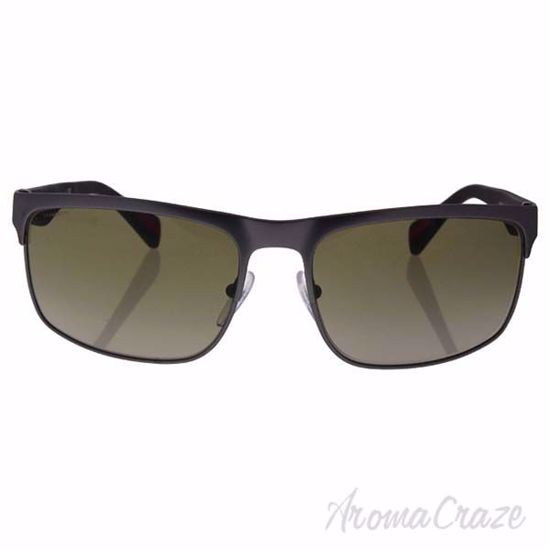 Prada SPS 56P DG1-1X1 - Gunmetal Rubber/Brown Gradient by Pr