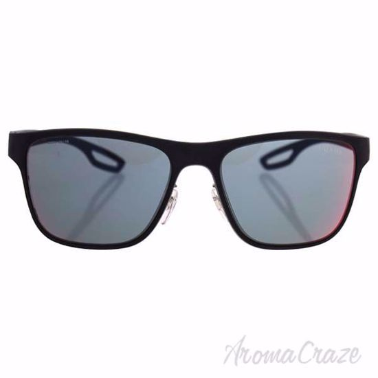Picture of Prada SPS 56Q TFY-9Q1 - Blue Rubber/Dark Grey Blue-Red by Prada for Men - 56-18-140 mm Sunglasses