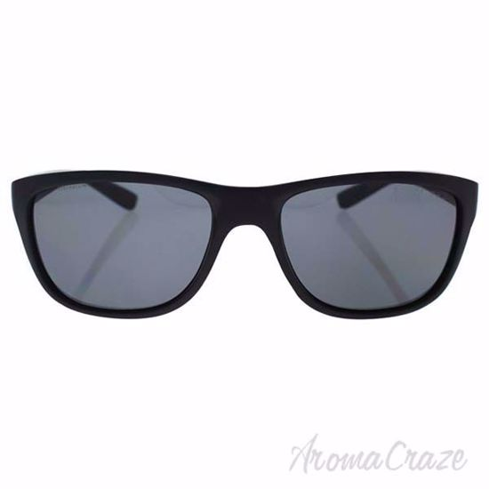 Picture of Prada SPS 05P 1B0-5Z1 - Matte Black/Grey Polarized by Prada for Men - 58-18-140 mm Sunglasses