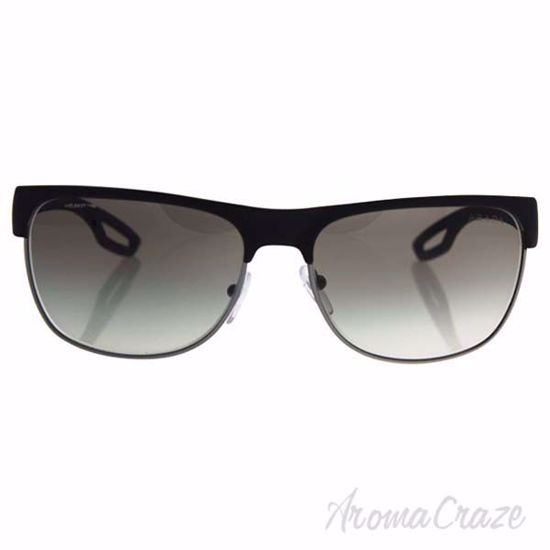 Prada SPS 57Q DG0-0A7 - Black Rubber/Grey Gradient by Prada
