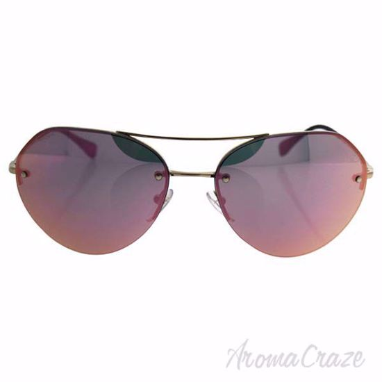 Picture of Prada SPS 57R ZVN-5L2 - Gold/Grey Rose by Prada for Men - 59-16-135 mm Sunglasses