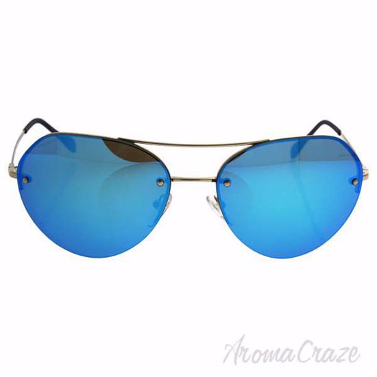 Picture of Prada SPS 57R ZVN-5M2 - Pale Gold/Light Green Blue by Prada for Men - 59-16-135 mm Sunglasses